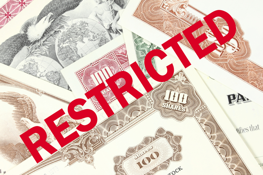 Substantial Risk Of Forfeiture Clarification Impacts Restricted